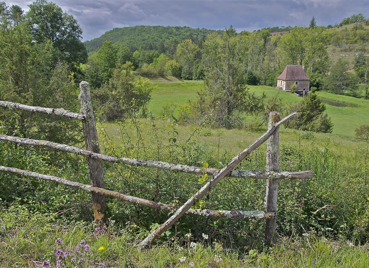 Où se trouve la Dordogne secrète
