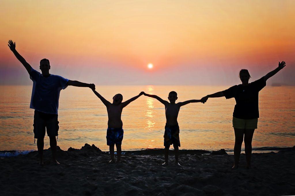 Où pourrez-vous relaxer en famille pour les vacances cet été?