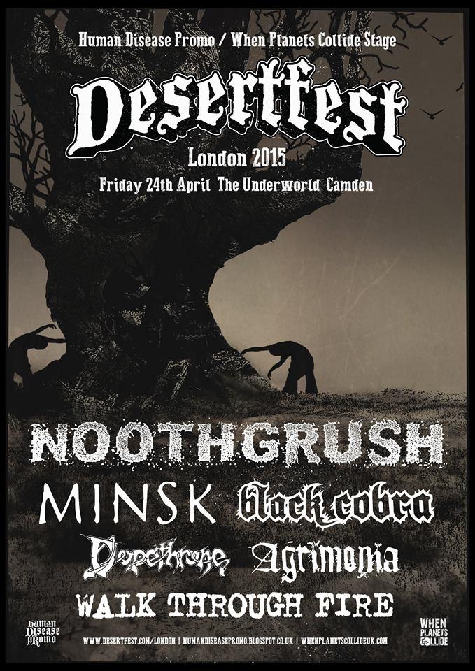 desertfest lineup