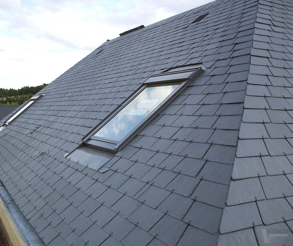 Ardoise synth tique ou naturelle que choisir - Poser une toiture en ardoise ...