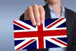 UK drapeau