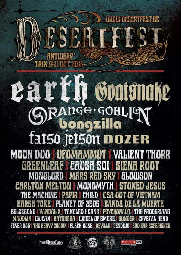desertfest 2015 belgique