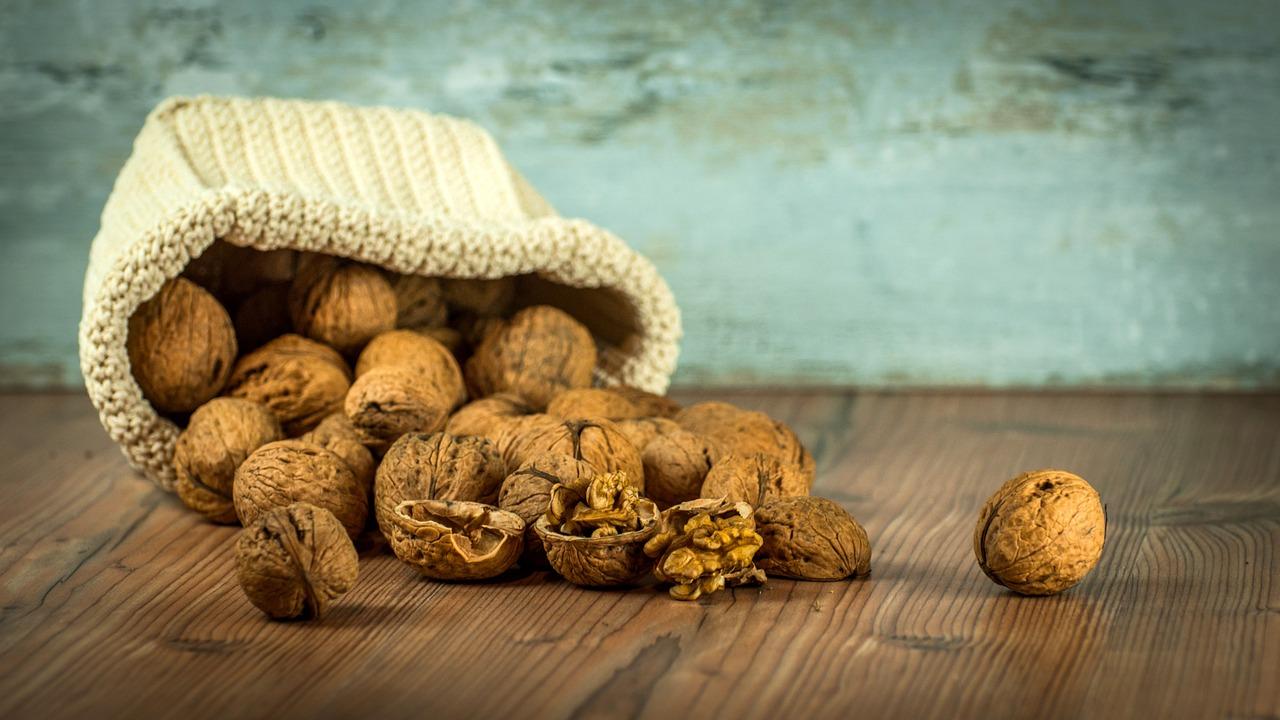 Top 5 des noix les plus consommées