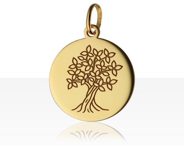 medaille arbre de vie