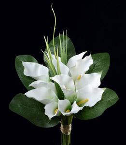 fleur de deuil